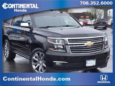 Used Chevrolet Tahoe Countryside Il