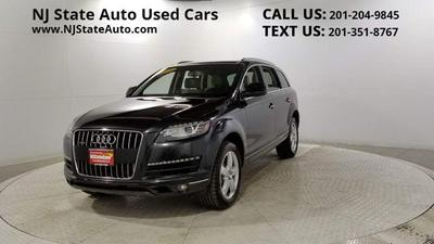 Used Audi Q7 Jersey City Nj