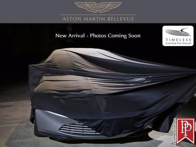Used Aston Martin For Sale In Seattle Wa Cars Com