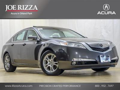 Acura Orland Park >> Used 2012 Acura Tl For Sale In Orland Park Il Cars Com