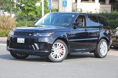 2019 Land Rover Range Rover Sport 5.0L Supercharged Dynamic