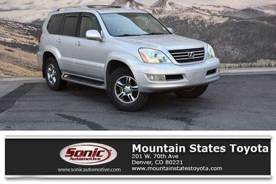 Used Lexus GX 470 for Sale Near Me | Cars com