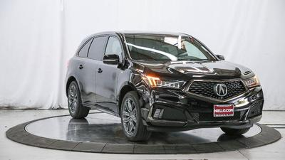 2019 Acura MDX 3.5L Technology & A-Spec Pkgs