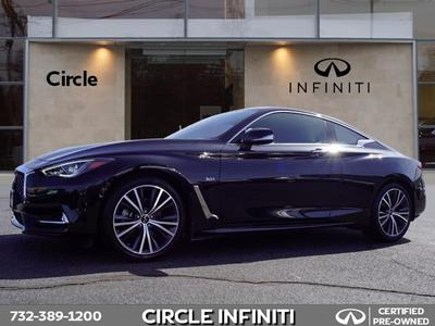Used Infiniti Q60 West Long Branch Nj