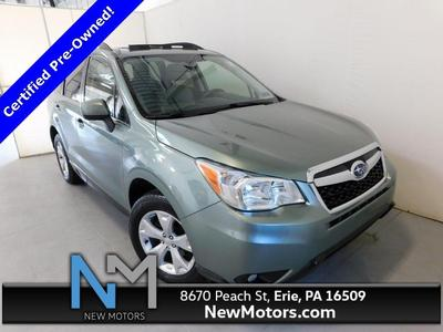 New Motors Subaru Erie Pa >> Used Subaru Forester For Sale In Corry Pa Cars Com