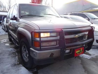 Used 2000 Chevrolet Tahoe For Sale Near Me Cars Com