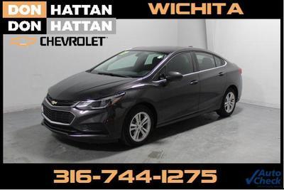 Don Hattan Chevrolet >> Used Chevrolet Cruze For Sale In Derby Ks Cars Com