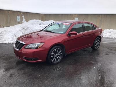Used Chrysler 200 West Chester Pa