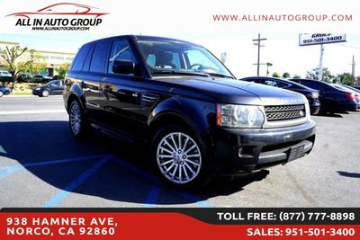 Used Land Rover Range Rover Sport Norco Ca