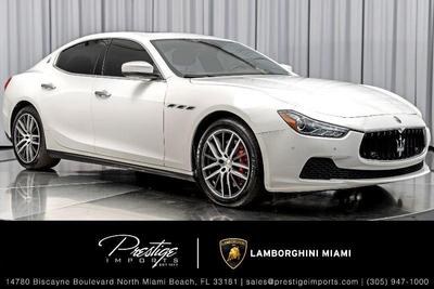 Used Maserati Ghibli North Miami Beach Fl