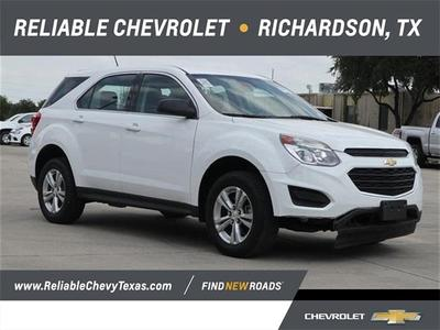Chevy Equinox For Sale >> Used Chevrolet Equinox For Sale In Dallas Tx Cars Com