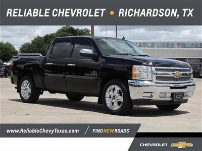 Used Chevrolet Silverado 1500 for Sale in Dallas, TX | Cars.com on