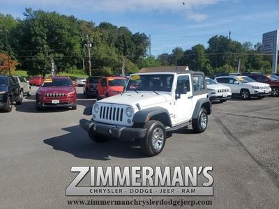 Used Jeep Wrangler for Sale in Bloomsburg, PA | Cars com