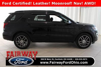Used Ford Explorer For In Youngstown Oh Cars