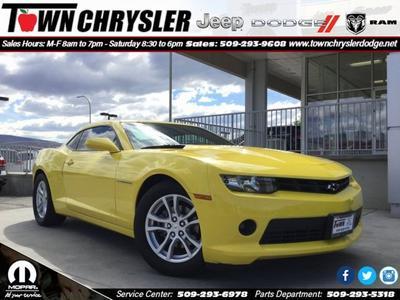 Used Chevrolet Camaro for Sale Near Me | Cars com