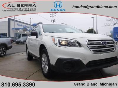 Grand Blanc Subaru >> Used Subaru Outback For Sale In Grand Blanc Mi Cars Com