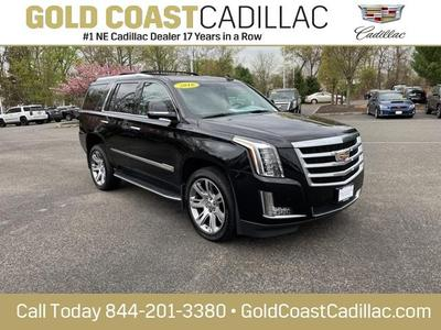 Used Cadillac Escalade Nj