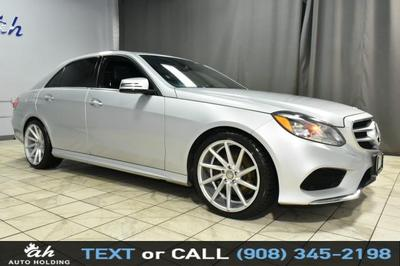 Used Mercedes Benz E Class Hillside Nj