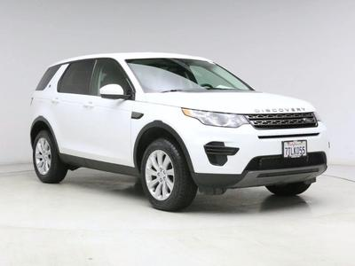 Used Land Rover Discovery Sport Se Ontario Ca
