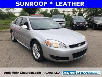 Used Chevrolet Impala for Sale in Brownsburg, IN | Cars com