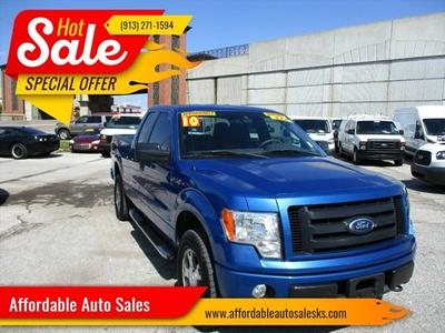 Used 2010 Ford F-150 STX SuperCab for Sale Near Me | Cars com