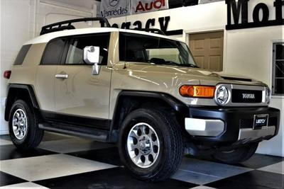 Used Toyota FJ Cruiser for Sale in Sacramento, CA | Cars com
