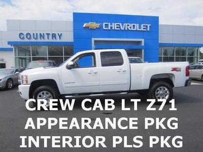 2014 Chevrolet Silverado 2500 LT