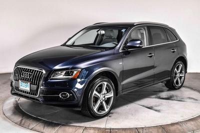 2017 Audi Q5 3.0T Premium Plus
