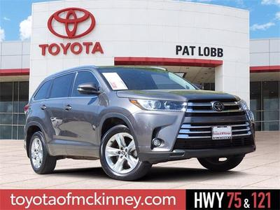 Used Toyota Highlander Mc Kinney Tx