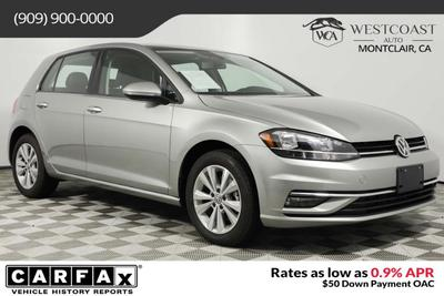 Used Volkswagen Golf Montclair Ca