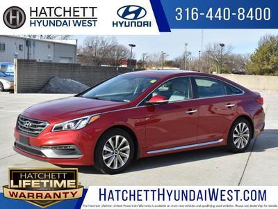 Hatchett Hyundai West >> Used Hyundai Sonata For Sale In Wichita Ks Cars Com