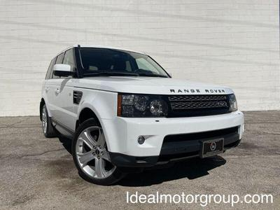 Used Land Rover Range Rover Sport San Gabriel Ca