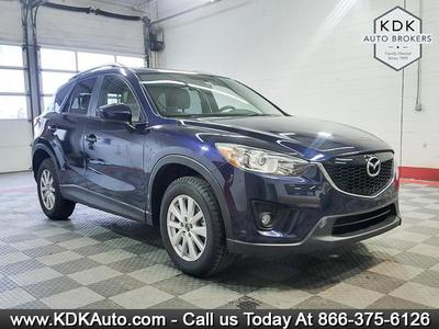 Used Mazda Cx 5 Touring Brunswick Oh