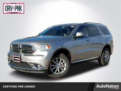 Dodge Durango For Sale Near Me >> Used Dodge Durango For Sale In Denver Co Cars Com