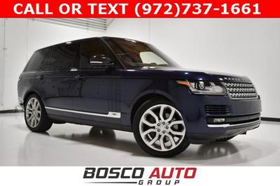 Used Land Rover Range Rover Flower Mound Tx