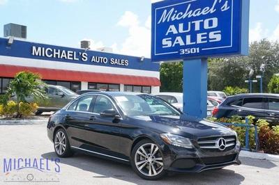 Used Mercedes Benz C Class West Park Fl