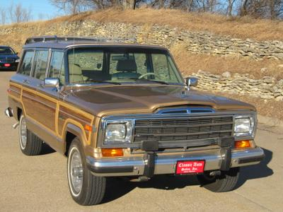 Jeep Grand Wagoneer For Sale >> Used Jeep Grand Wagoneer For Sale Near Me Cars Com