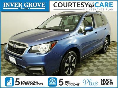 Used Subaru Forester Inver Grove Heights Mn