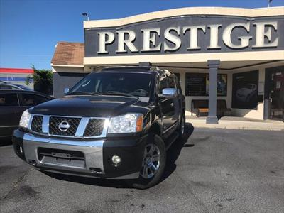 Used 2005 Nissan Armada for Sale in Blytheville, AR | Cars com