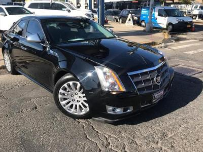 Used Cadillac Cts Sedan Ny