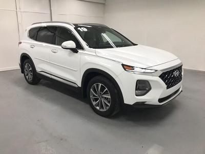 2019 Hyundai Santa Fe Ultimate 2.4