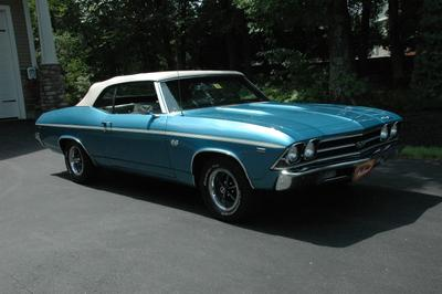 Used 1969 Chevrolet Chevelle for Sale in Seattle, WA | Cars com