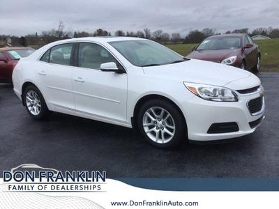 Used Chevrolet Malibu For Sale In London Ky Cars Com