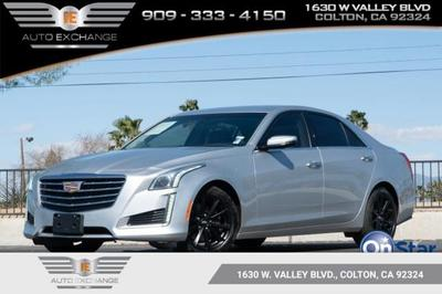 Used Cadillac Cts Sedan Colton Ca