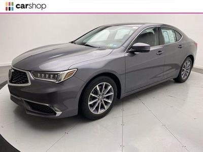 Used Acura Tlx Glen Mills Pa