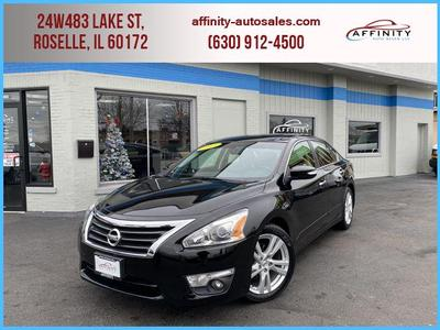 Used Nissan Altima Roselle Il