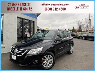 Used Volkswagen Tiguan Roselle Il