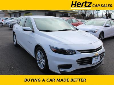 Used Chevrolet Malibu Pleasanton Ca