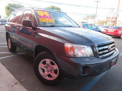 Used Toyota Highlander South Gate Ca