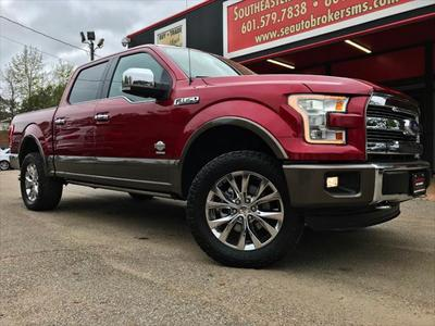 2016 F150 King Ranch >> Used 2016 Ford F 150 King Ranch For Sale Near Me Cars Com